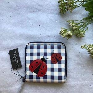 New Beautiful 🐞 small wallet